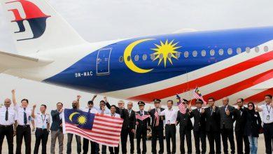 Photo of Malaysia neemt tweede en mooiste A350 in ontvangst
