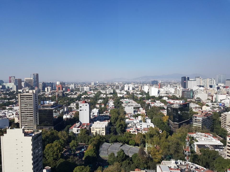 Mexico City aansluiting