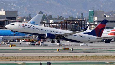 Photo of 'Delta's laatste Boeing rolt uit de fabriek'