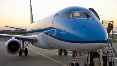 Photo of KLM heropent route naar Southampton na anderhalf jaar
