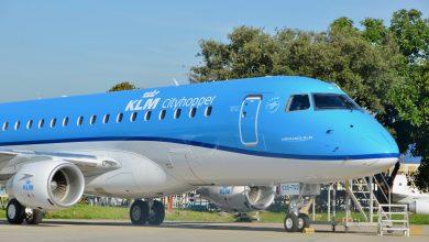 Photo of Drie nieuwe Embraers staan klaar voor KLM Cityhopper