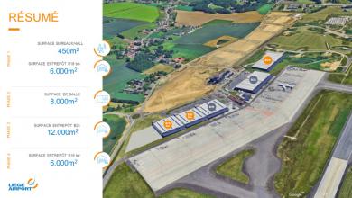 Photo of Luik Airport bouwt 20.000m2 aan nieuwe vrachtloodsen