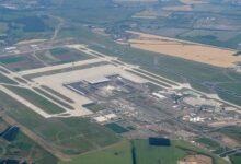 Photo of Na jaren wachten gaat Brandenburg Airport zaterdag open