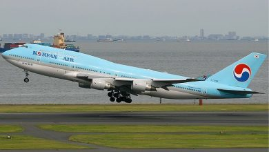 Photo of Korean Air plant laatste vlucht 747's