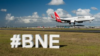 Photo of Luchthaven Brisbane gesloten na dreiging