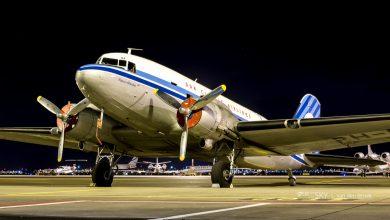Photo of Nieuwe kleuren voor DC-3 DDA Classic Airlines