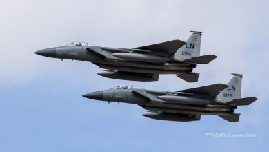 Photo of Amerikaanse luchtmacht vraagt om 74 extra squadrons
