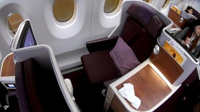 Photo of Flight report: Thai A350 businessclass | Video