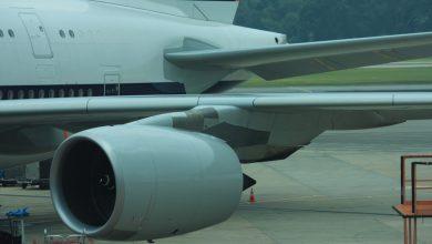 Photo of A380 Singapore op weg naar Portugees Hi Fly