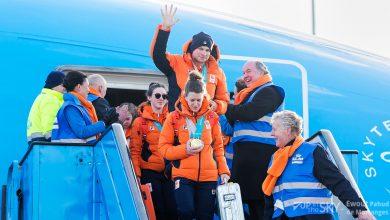 Photo of Vlucht van het Olympisch team naar Nederland – Video