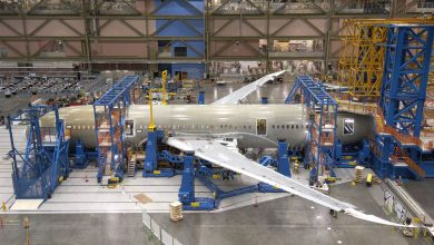 Photo of Productie Boeing 787 omlaag vanaf 2020
