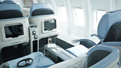 Photo of Business Class boeken via easyJet