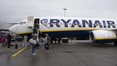 Photo of Ryanair sluit basis Eindhoven Airport