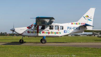 Photo of Zieke kinderen voor één dag piloot in Hoogeveen