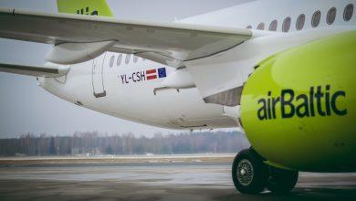 Photo of Meer vluchten en vervoerde reizigers voor airBaltic