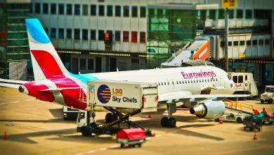 Photo of Eurowings in winter met grotere toestellen naar VS
