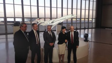 Photo of Nieuwe long-range Falcon business jet aangekondigd