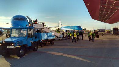 Photo of KLM verwelkomt twee nieuwe vliegtuigen in Amsterdam