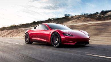 Photo of SpaceX schiet Tesla heelal in
