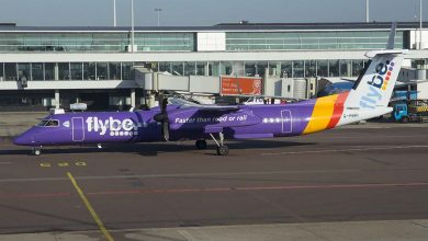 Photo of Flybe failliet: 'kom niet naar het vliegveld'