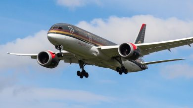 Photo of Royal Jordanian met 787-8 naar Amsterdam