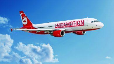 Photo of Laudamotion eind maart de lucht in