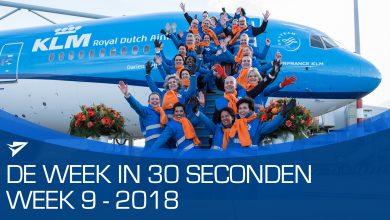 Photo of Week 9: Olympische sporters naar huis en laatste KLM-747
