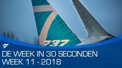 Photo of Week 11: MAX 7 maakt eerste vlucht en vrachtoverlast