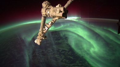 Photo of Noodlanding na mislukte lancering ISS-astronauten