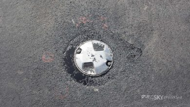 Photo of Vliegveld 'verdwijnt' vlak voor landing