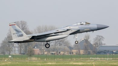 Photo of Luchtmachtoefening Frisian Flag 2018   Foto-longread