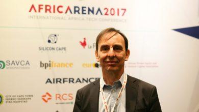 Photo of In Afrika staan ze in de rij voor een Air France-ticket