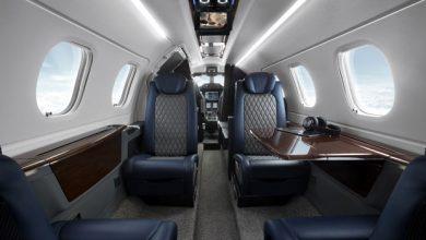 Photo of Embraer levert eerste vernieuwde businessjet