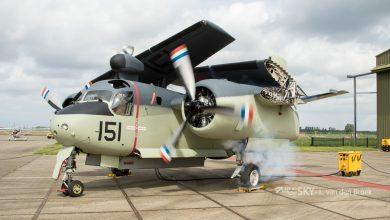 Photo of S-2 Tracker Aviodrome in oude glorie hersteld