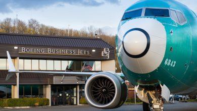 Photo of Boeing levert eerste MAX business jet aan klant