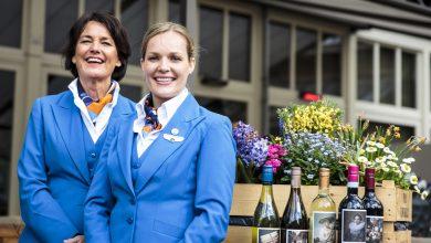 Photo of KLM zorgt voor lente in de lucht | video