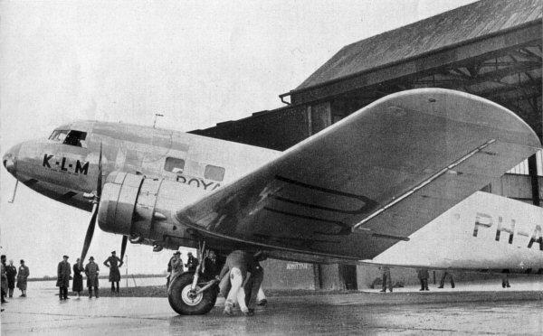 Een Douglas DC-2