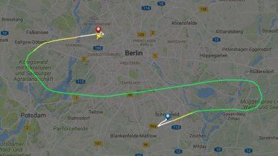 Photo of Germania vliegt passagiers Berlijn-Berlijn