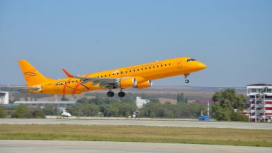Saratov Airlines Embraer 190 - ©Maxpixel.net