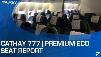 Photo of Een kijkje in Cathays Boeing 777 | Video
