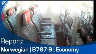 Photo of Flight Report: Norwegian B787-9 Economy | Video