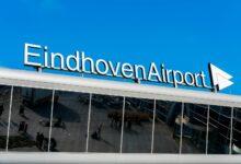 Photo of Vliegverkeer Eindhoven Airport gehinderd door mist