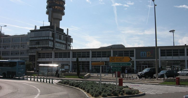 De luchthaven van Marseille - ©Michiel1972/Wikimedia