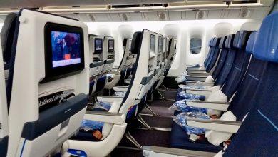 Photo of Flight Report: KLM Boeing 777-300ER Economy