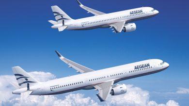Photo of Aegean ontvangt eerste A320neo