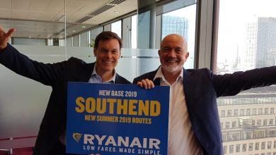 Photo of Ryanair opent nieuwe basis in Londen