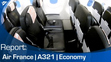 Photo of Flight Report: Air France A321 economy | video