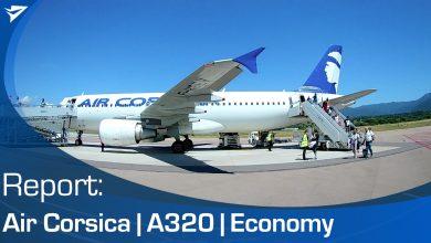 Photo of Flight review: Air Corsica A320 economy