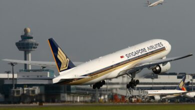 Photo of De eerste narrowbody van Singapore Airlines | Foto