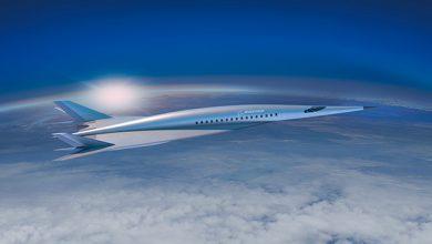 Photo of Boeing toont concept hypersonisch toestel